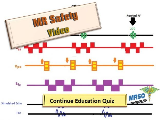 Pulse Sequences and MR Safety course image