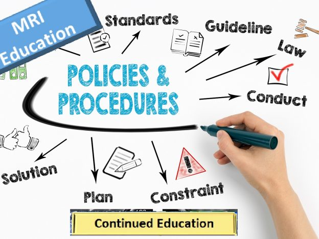 MR Policies and Procedures: CE Quiz course image